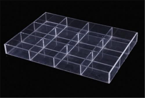 河池亚克力食品盒