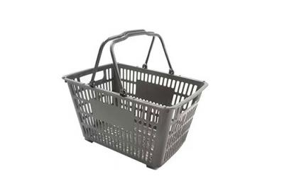单拉杆超市购物篮