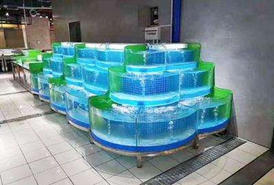 超市鱼缸尺寸
