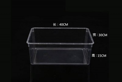 漯河全透明食品盒